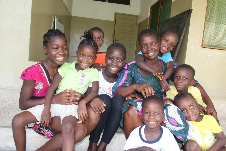 It Takes A Village To Raise A Child, Said SOS Caregiver Walator
