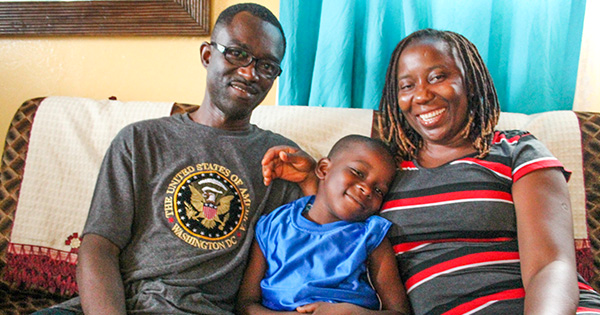 LIBERIA: The story of Theresa, a fully Resettled Youth