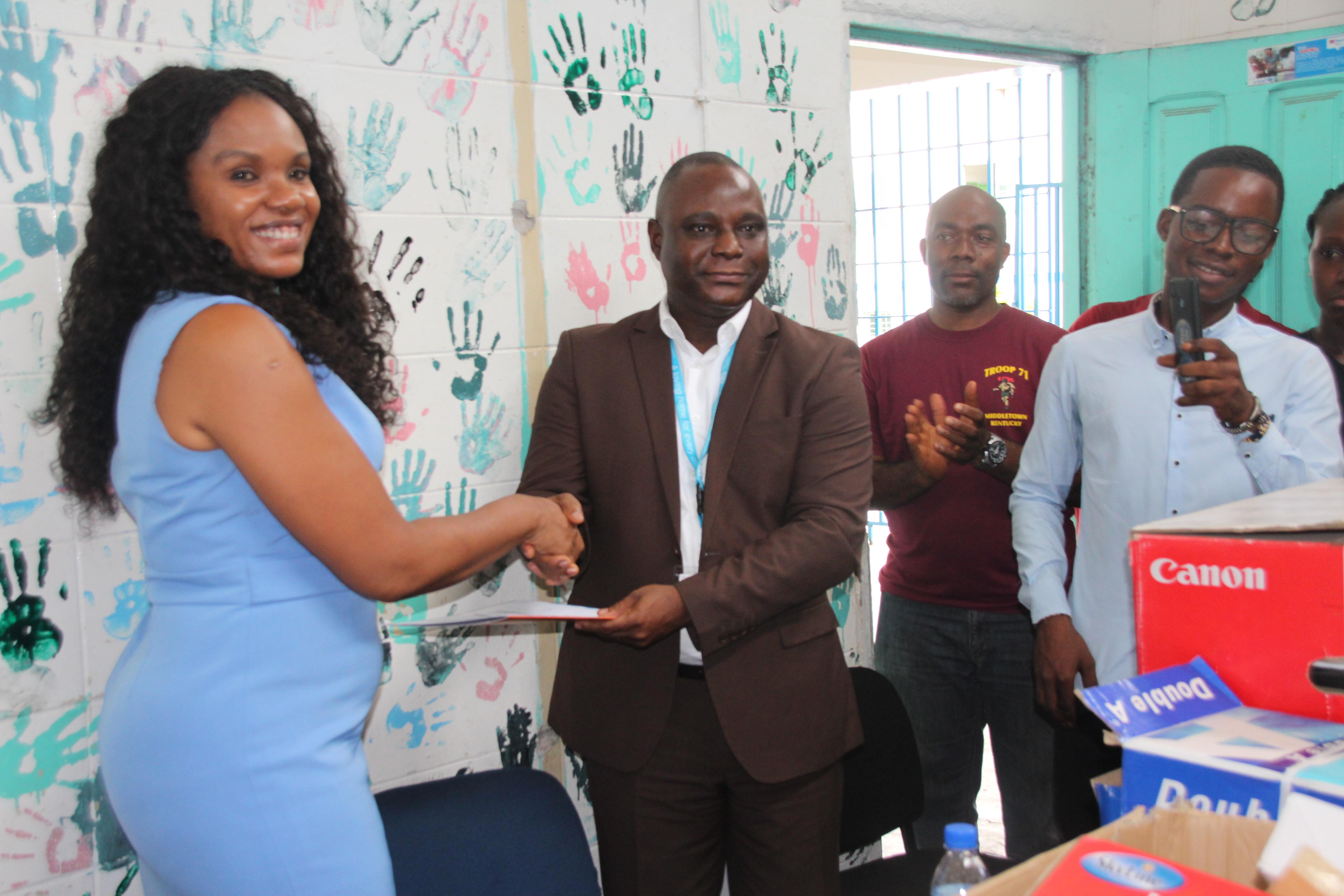 Forging Partnership for Quality Child Care: SOS Liberia empowers the Liberia National Children's Representative Forum (LNCRF).