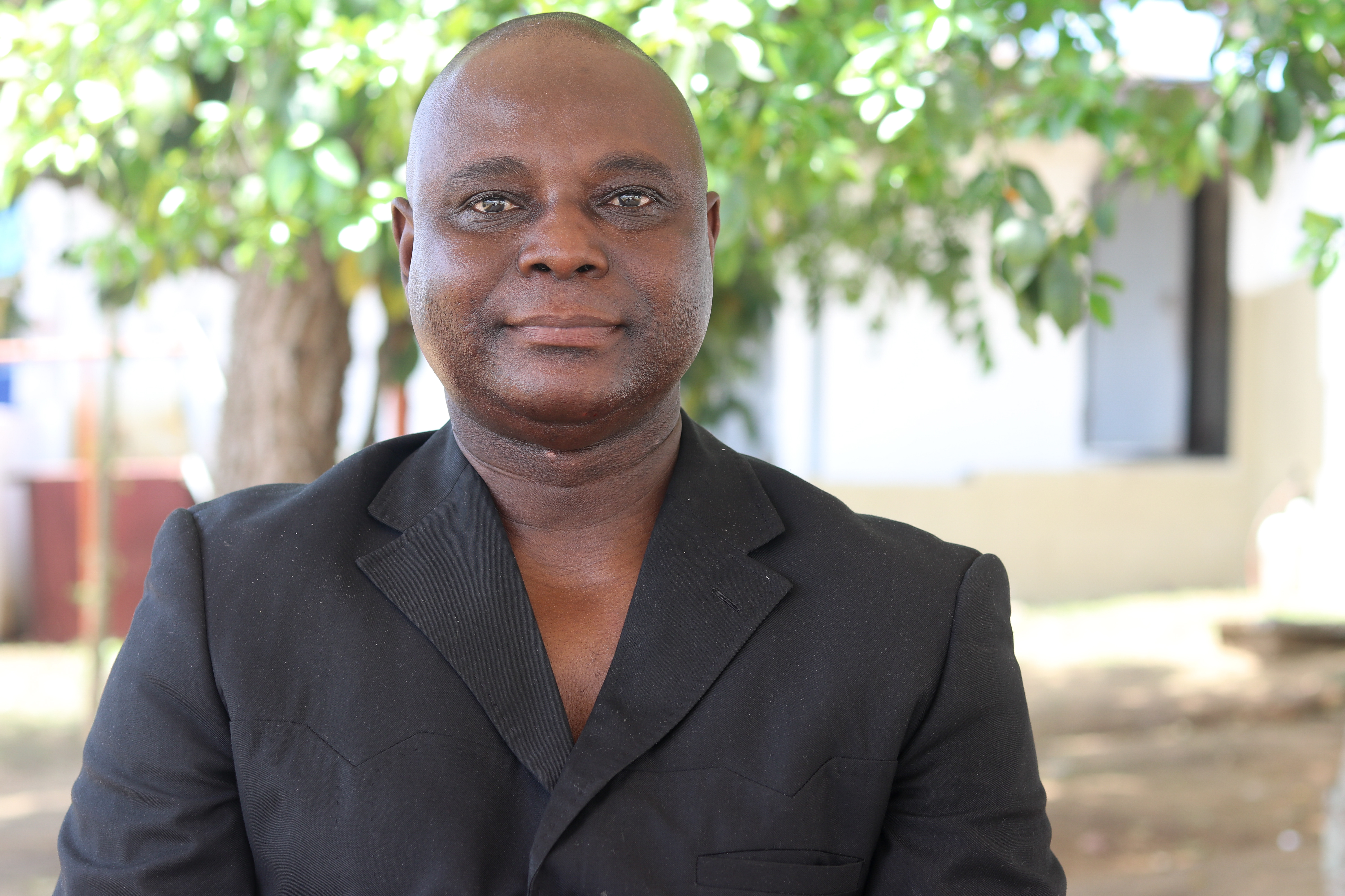 Q&A with Augustine Allieu, National Director of SOS Children's Villages Liberia