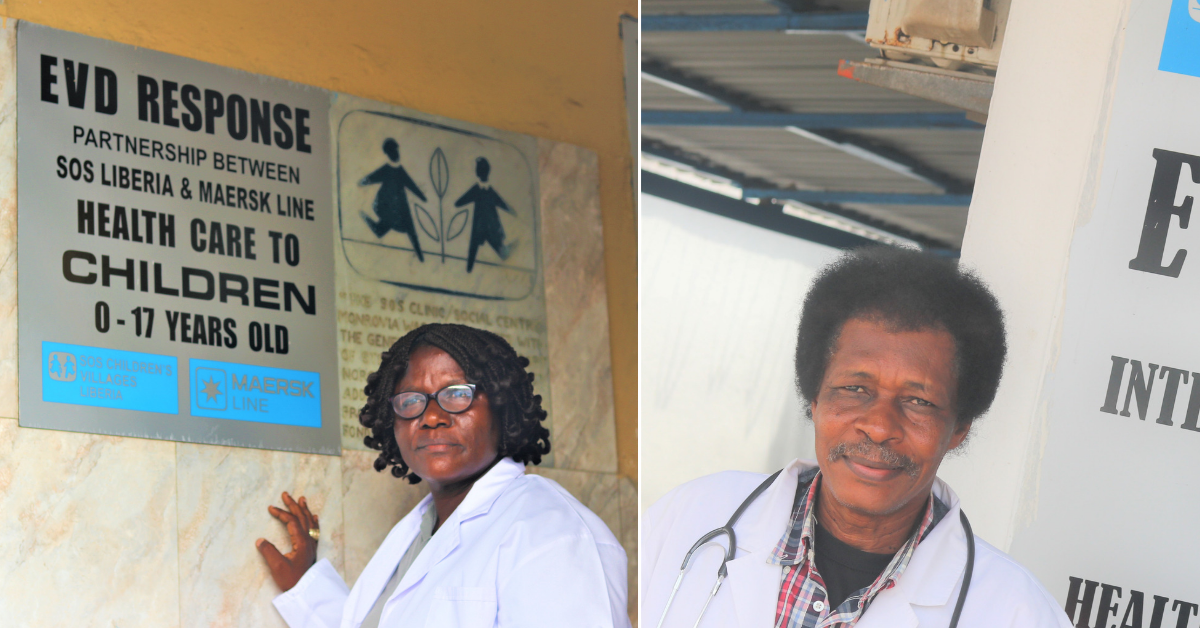 Beyond Ebola – Health workers on the frontline