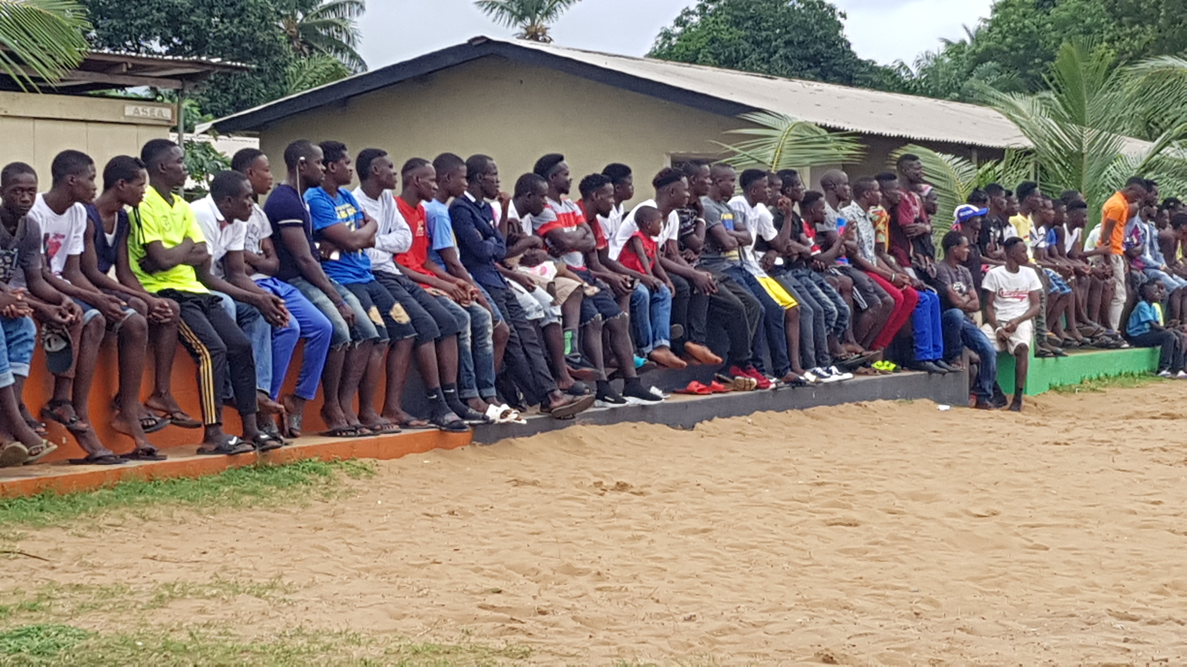 SOS Liberia supports community initiatives to promote integration and development