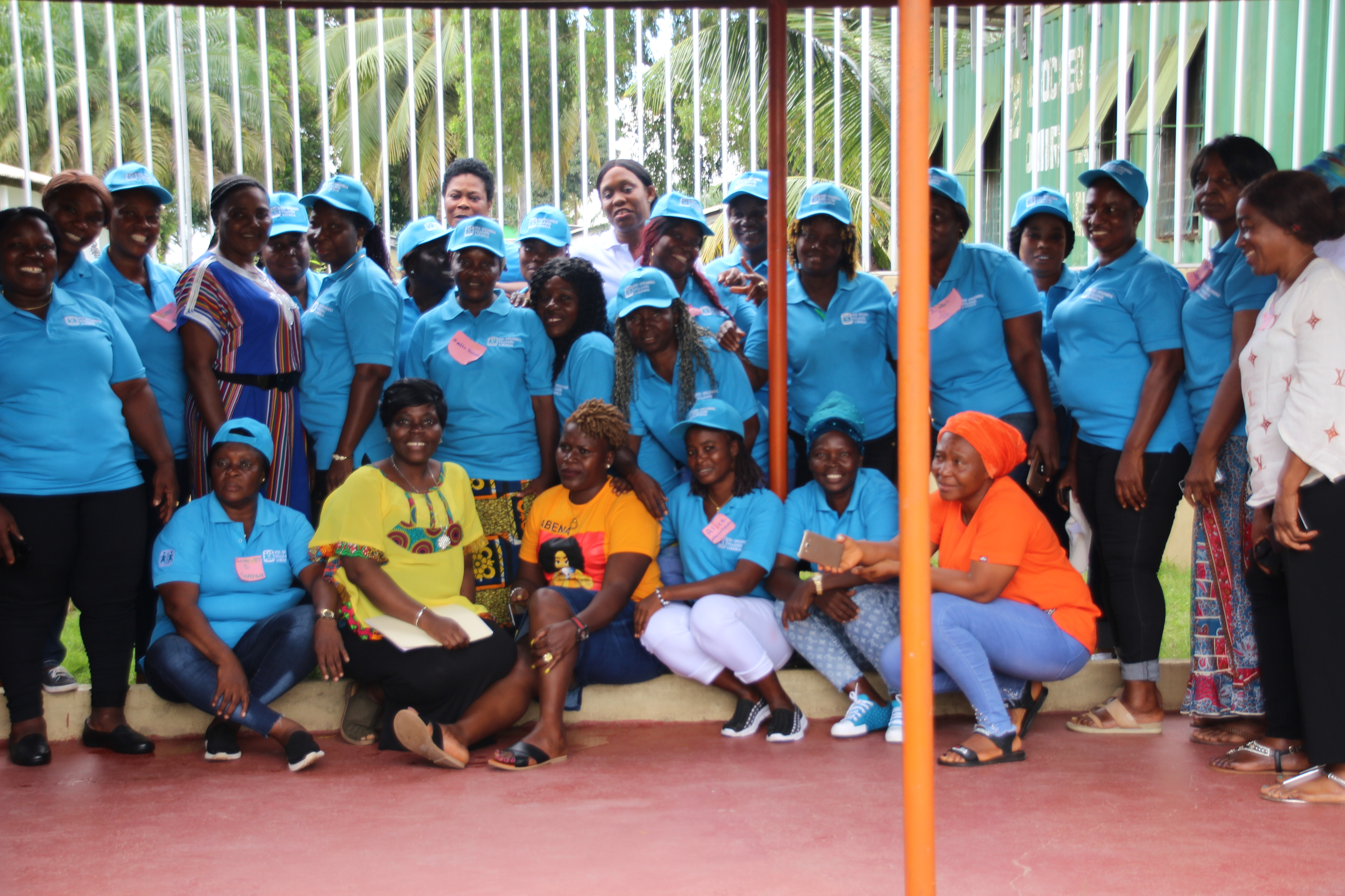 Supporting SOS Mothers and Caregivers in a Rapidly Changing World: SOS Liberia concluded two weeks intensive Care professionals training